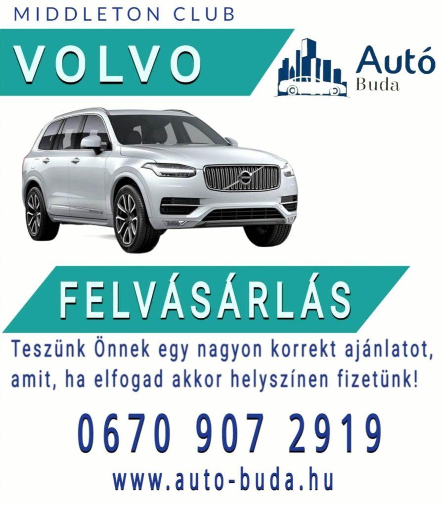 Használt Volvo felvásárlása