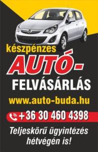 Használt autó felvásárlás